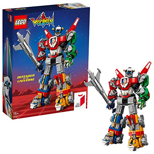 LEGO- Ideas Voltron, Multicolore, 21311