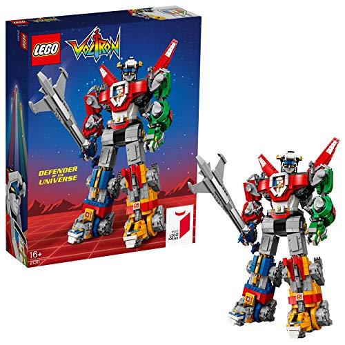 LEGO Ideas - Voltron, Set de...