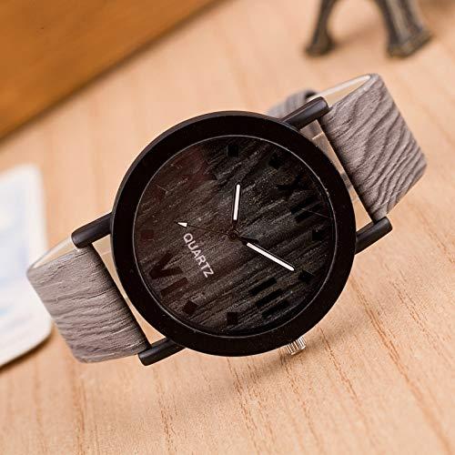 N / A Accesorios Reloj 3 Pack de los números Romanos del Reloj Granulado Shell Negro, un Buen Regalo a Sus Amigos (Color : Color2)