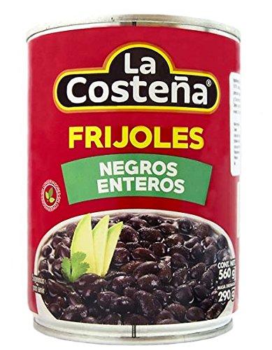 Frijoles Negros Enteros - zwarte bonen vrij