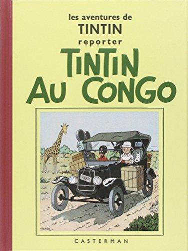 Les aventures de Tintin reporter : Tintin au Congo