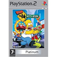 The Simpsons: Hit & Run Platinum (PS2) [Importación Inglesa]