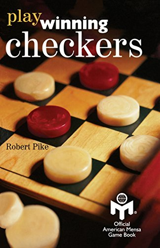 Compare Textbook Prices for Play Winning Checkers: Official Mensa Game Book w/registered Icon/trademark as shown on the front cover  ISBN 9781439243855 by Pike, Robert,Gordon, Peter,Milne, Bill