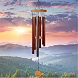 WIND CHIMES FOR PEOPLE WHO LIKE THEIR NEIGHBORS, Soothing Melodic Tones & Solidly Constructed B…
