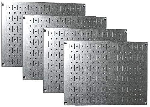Pegboard Wall Organizer Tiles