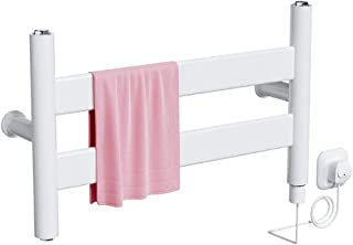GHGJU Impermeable toallero calefacción eléctrica, baño hogar Calentador de Toallas Plataforma del Carril Radiador, Conveniente for el Dormitorio, Cuarto de baño, Cocina, Sala de Estar y Otras escenas