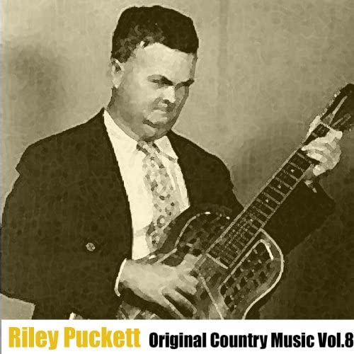 Riley Puckett