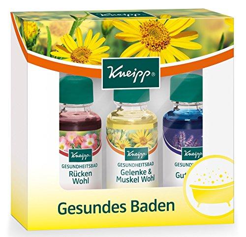 Kneipp Gesundes Baden, 1 x Badeset (3 x 20ml)
