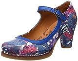 Art St. Tropez, Scarpe Col Tacco Punta Chiusa Donna, Multicolore (Hawai), 39 EU