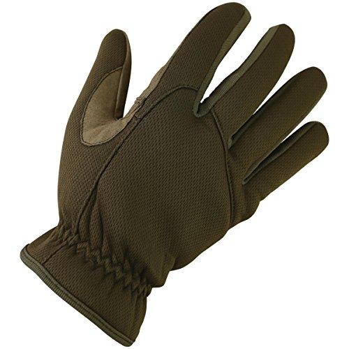 Kombat UK Herren Delta Fast Handschuhe, Coyote, M
