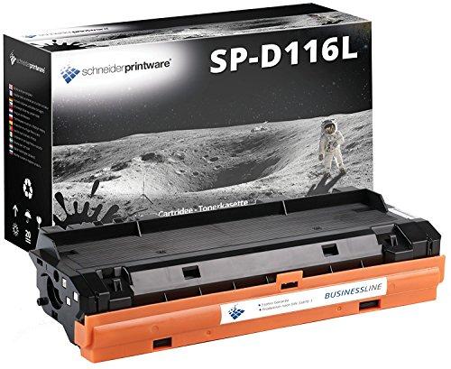 Schneider Printware Toner 4.800 Seiten | 60 Prozent mehr Leistung | kompatibel zu Samsung MLT-D116L für Xpress M 2625 2625D M2675FN 2820DW 2825ND M2835DW M2870FW 2875FD M2875FW 2875ND 2885FW 2835DW