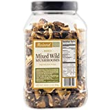 Roland Foods Dried Mixed Wild Mushrooms, Specialty Imported Food, 1-Pound Tub...