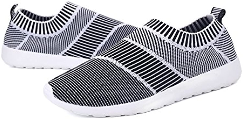 Blaulover Männer Sandalen Schuhe Wasser Sommer Running Atmungsaktive Slip Am Strand Turnschuhe - Grau - 7,5  | Up-to-date-styling