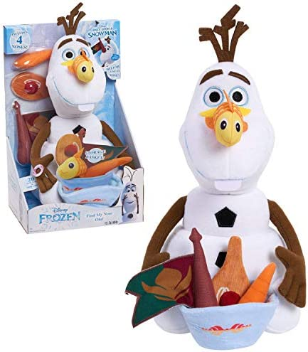 Disney Frozen Find My Nose 14 Inch Olaf Plush product image