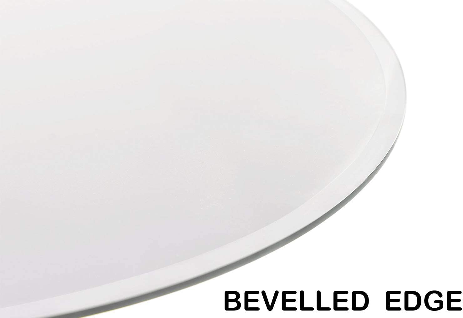 Mirrored Table Centrepiece Floralcraft 40cm Round Candle Mirror Plate