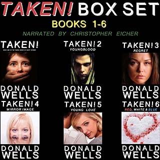 Taken! Box Set - Books 1-6 audiobook cover art