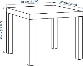 Ikea Side Table, White
