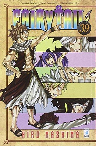 Fairy Tail (Vol. 39)