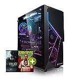 PC Gaming - Megaport Ordenador Gaming PC AMD Ryzen 7 3700X • AMD Radeon RX 6700XT 12GB •...