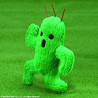Square Enix Final Fantasy: Cactuar Mini Mascot Plush