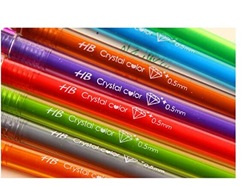 Buyta(TM) Gel Pen Set,Fine Point,Package of 12 [Office Product] Photo #8