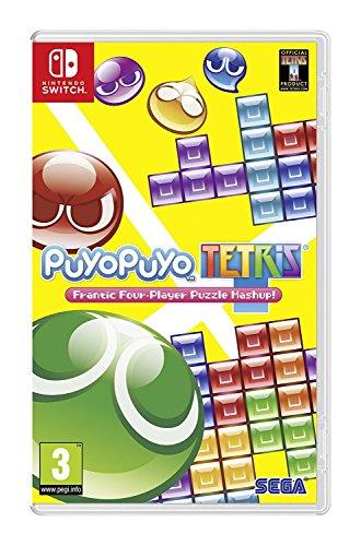 Puyo Puyo Tetris - Nintendo Switch [Importación inglesa]