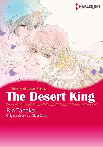 The Desert King: Harlequin comics (Throne of Judar Book 3) (English Edition)