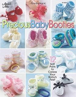 Best make crochet baby booties Reviews