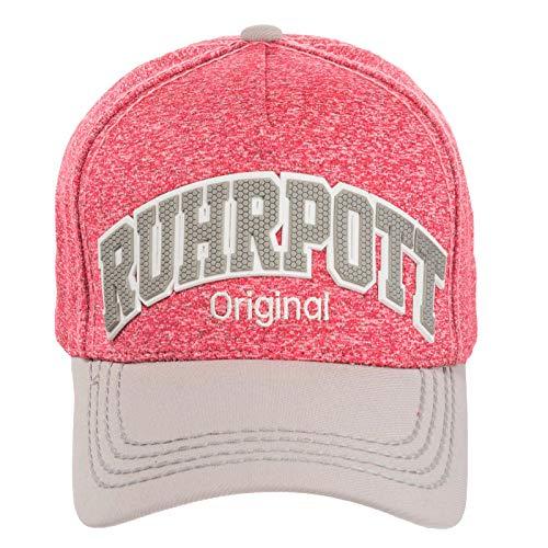 Robin Ruth Baseballkappe - Siro - Ruhrpott Original - pink