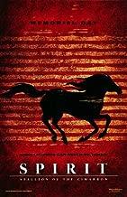 Spirit : Stallion of the Cimarron (Red) Movie Poster Double Sided Original 27x40
