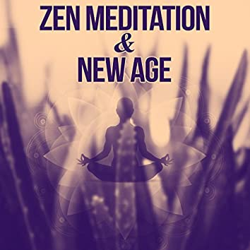 Zen Meditation & New Age – Zen Meditation and Natural Noise, Ambient Music for Sensual Massage, Chakra Healing, Healing Touch