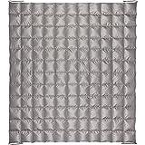 Western Mountaineering Cloud 9 Comforter Grey/Black, Twin (55in x 87in)