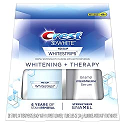 Crest 3d White Whitestrips And Therapy Just An Extra Step The Toothsayer