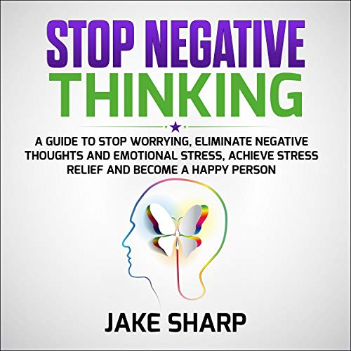 Stop Negative Thinking cover art