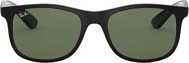 Ray-Ban Junior RJ9062S - anteojos de sol rectangulares para niños