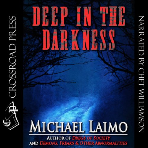 Deep in the Darkness audiobook cover art