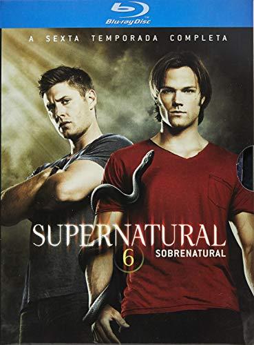 Supernatural 6A Temp [Blu-ray]
