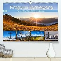 Pinzgauer Spaziergang (Premium, hochwertiger DIN A2 Wandkalender 2022, Kunstdruck in Hochglanz): Von der Schmittenhoehe bis zum Gaisstein (Monatskalender, 14 Seiten )