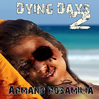 Dying Days 2 audiobook cover art