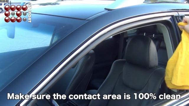 Fit 98-02 Toyota Corolla AE110 Sedan Window Vent Shade Acrylic Guard Visors 4p
