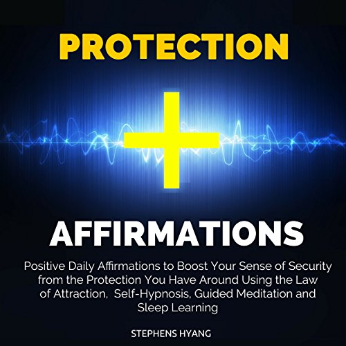 Protection Affirmations audiobook cover art