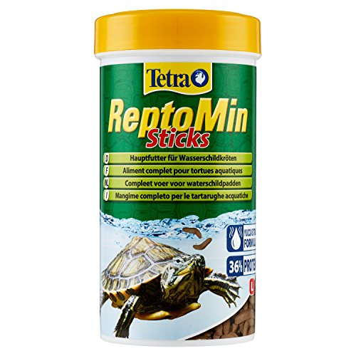 Comida flotante para tortugas Tetra ReptoMin