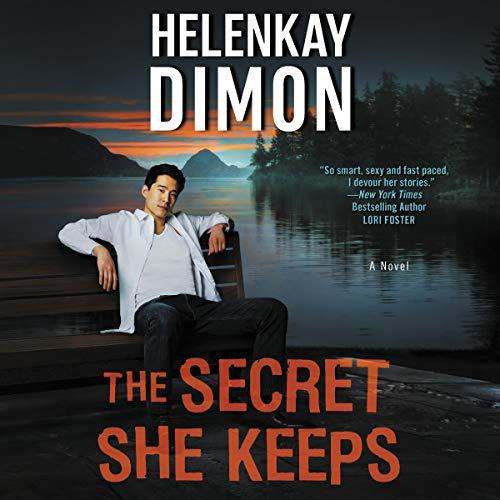 The Secret She Keeps audiobook cover art