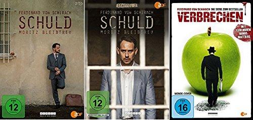 Schuld - Staffel 1+2