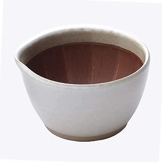 日々道具 すり鉢 もとしげ 中 箱入り 白