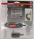 Rotary tool kit by Drill Master