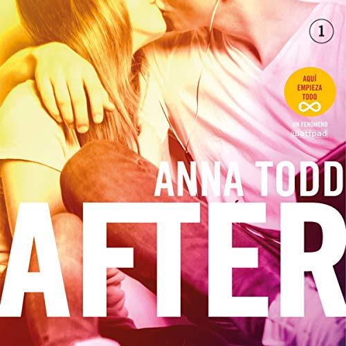 Diseño de la portada del título After (Spanish Edition)