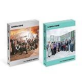 Stone Music Entertainment Wanna ONE - 1¹¹=1 Power of Destiny [Adventure+Romance ver. Set] (Vol.1) 2CD+Photobook+2Sticker+2Photocard+Golden Ticket+2Folded Poster+Extra Photocards Set