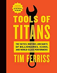 Tools of the Titans book