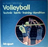 Volleyball. Technik, Taktik, Training, Kondition - Jan Gorski